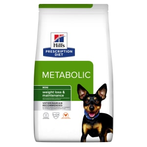 Hill's Prescription Diet Metabolic Mini Dry Dog Food - Chicken