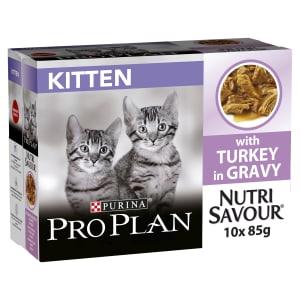 PURINA PRO PLAN CAT NutriSavour Junior