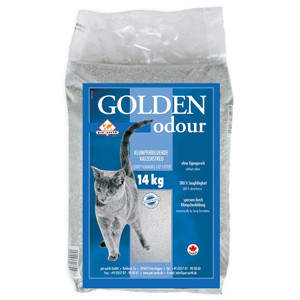 Golden Odour Cat Litter