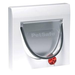 PetSafe Staywell Manual 4 Way Locking Classic Cat Flap - 900 Series