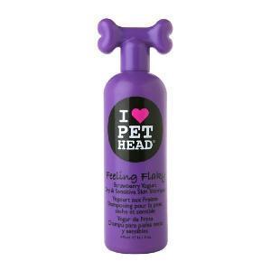 Pet Head Feeling Flaky Dry/Sensitive Skin Shampoo For Dogs