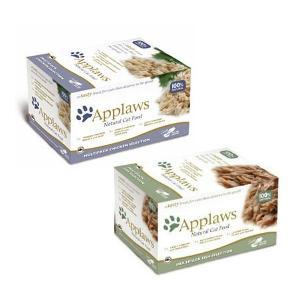 Applaws Cat Pot Multipack