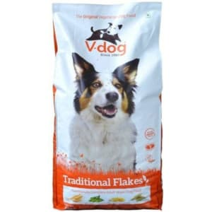 V-dog Vegetarian Traditional Flake Vegan