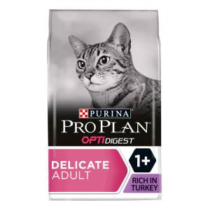 PURINA PRO PLAN Delicate OPTIDIGEST Rich in Turkey