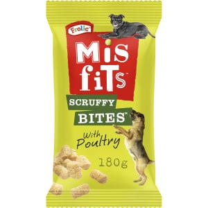 Misfits Scruffy Bites Adult Dog Treats