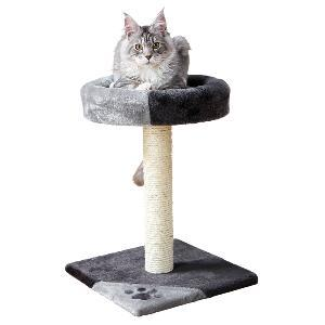 Trixie Tarifa Scratching Post Grey/Black