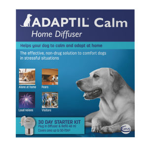 Adaptil Calm Home Diffuser Unit and 30 Day Refill for Dogs and Puppies