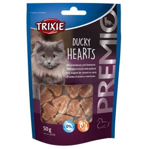 Trixie PREMIO Ducky Hearts for Cats