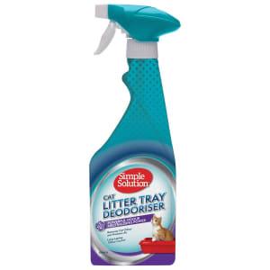 Simple Solution Cat Litter Odour Eliminator Spray