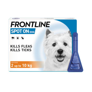 Frontline Spot On for Small Dogs (2-10kg)