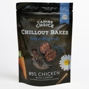Canine Choice Chillout Bakes Chicken Dog Treats