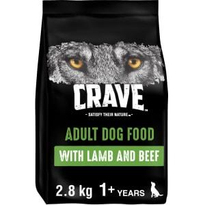 Crave Lamb & Beef Dry Dog Food