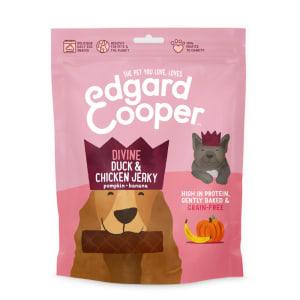 Edgard & Cooper Grain Free Divine Duck & Chicken Jerky Dog