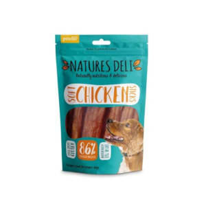 Natures Deli Soft Chicken Sticks