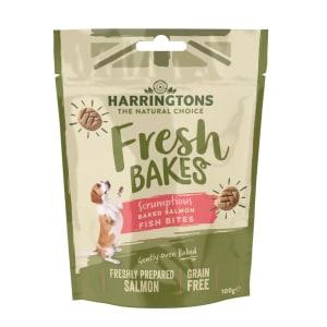 Harringtons Fresh Bakes Baked Salmon Fish Bites