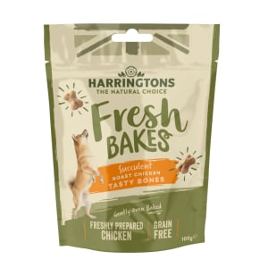 Harringtons Fresh Bakes Roast Chicken Tasty Bones