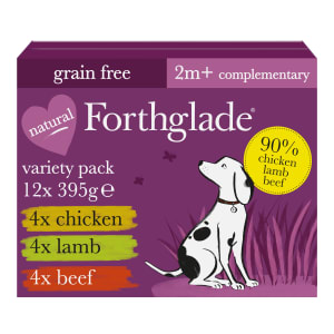 Forthglade Adult Wet Dog Food - Variety Case
