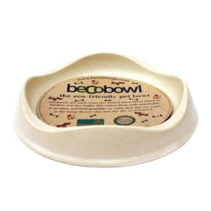 Beco Cat Bowl Beige