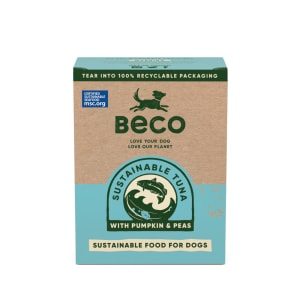 Beco Eco-Conscious Food Sustainable Tuna Wet Food for Dogs