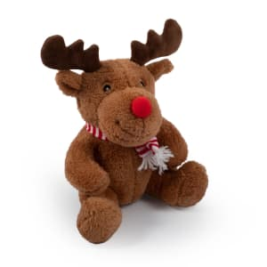 Chirstmas Reindeer Dog Toy