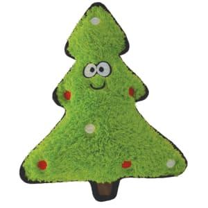 Christmas Tree Crinkles Dog Toy