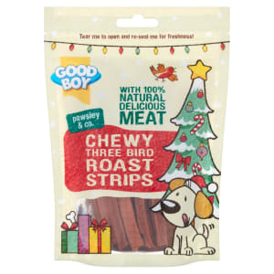 Christmas 3 Bird Roast Dog Treats