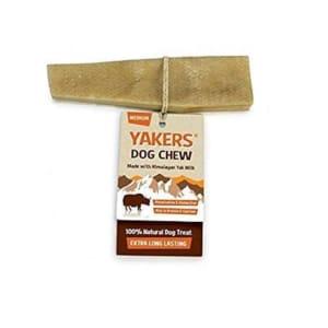 Yakers Chew Dog Treats - Yak Milk