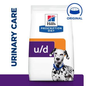 Hill's Prescription Diet Urinary Care u/d Dry Dog Food - Original