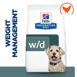 Hill's Prescription Diet Multi Benefit w/d Adult/Senior Dry Dog Food - Chicken