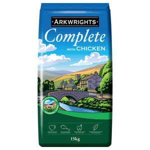 Arkwrights Complete Adult Dry Dog Food - Chicken