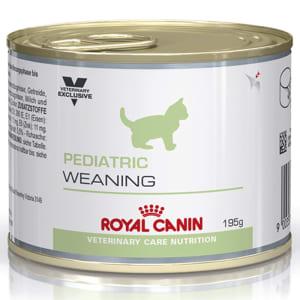 Royal Canin Veterinary Care Pediatric Weaning Kitten Wet Cat Food
