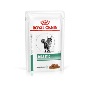 Royal Canin Veterinary Diet Diabetic Adult Wet Cat Food