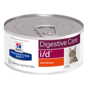 Hill's Prescription Diet Digestive Care i/d Adult/Kitten Wet Cat Food - Chicken