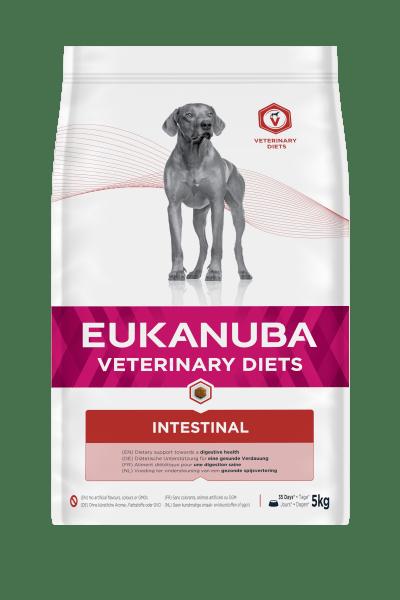 Eukanuba low residue adult