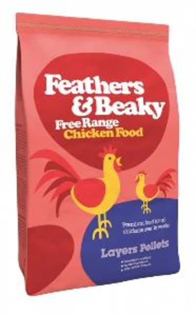 Feathers Beaky Free Range Pet Supermarket