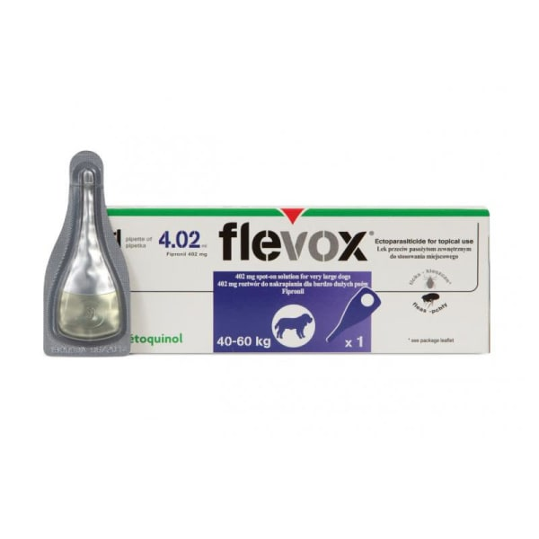Flevox Spot-On for XL Dogs (40-60kg)
