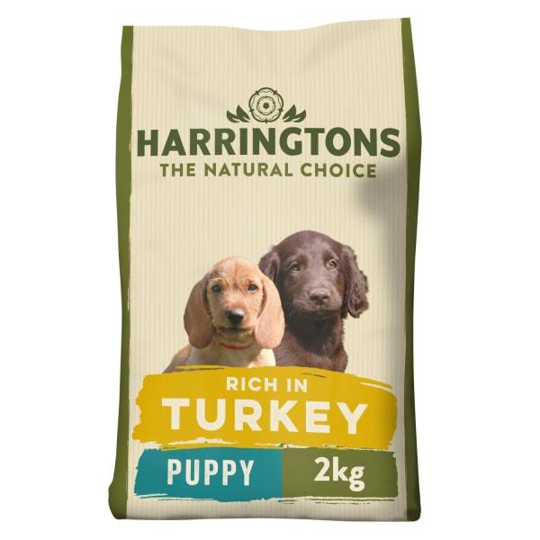 Harringtons Puppy Dry Dog Food - Turkey & Rice