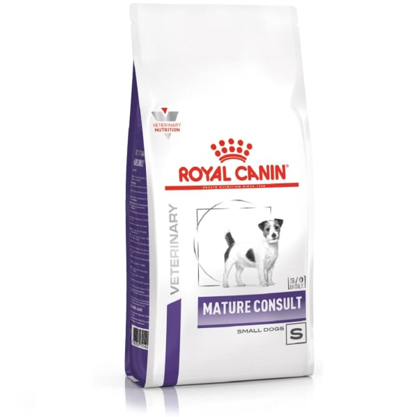 Royal Canin Senior Consult Mature Small Dry Dog Food