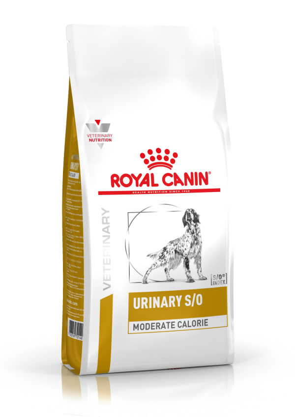 Royal Canin Urinary S/O Moderate Calorie Adult Dry Dog Food