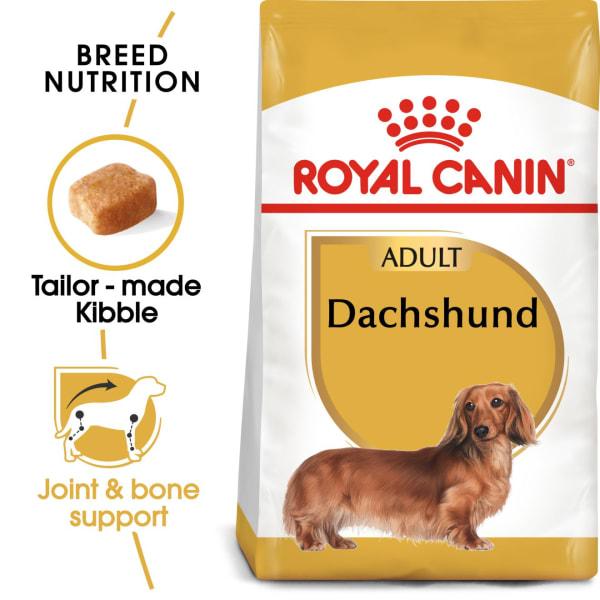 Royal Canin Dachshund Adult Dry Dog Food