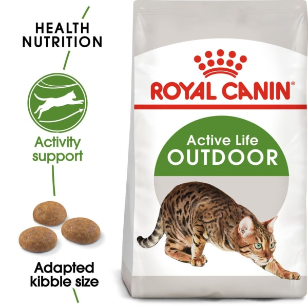 Royal Canin Outdoor Adult Dry Cat Food