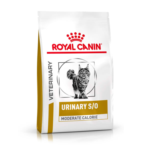 Royal Canin Urinary S/O Moderate Calorie Adult Dry Cat Food