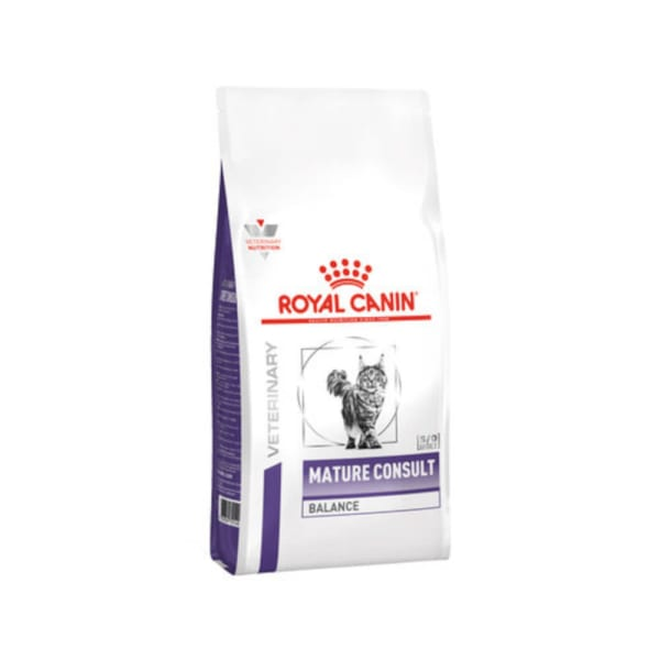 Royal Canin Veterinary Care Senior Consult Stage 1 Balance Dry Cat Food