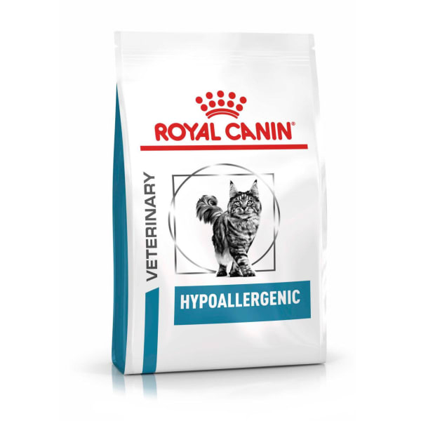 Royal Canin Veterinary Diet Hypoallergenic DR 25 Dry Cat Food