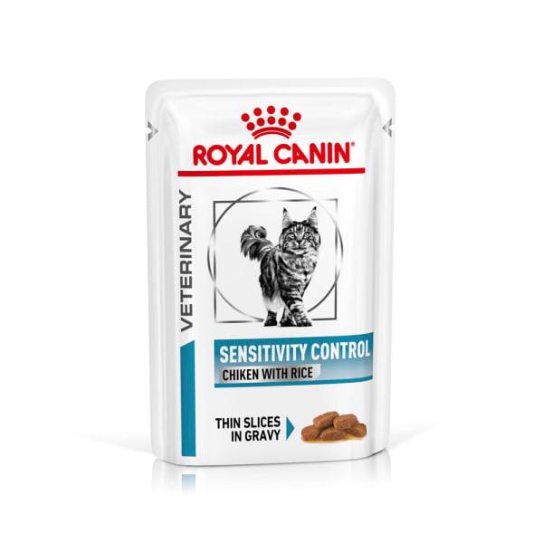 Royal Canin Sensitivity Control Adult Wet Cat Food