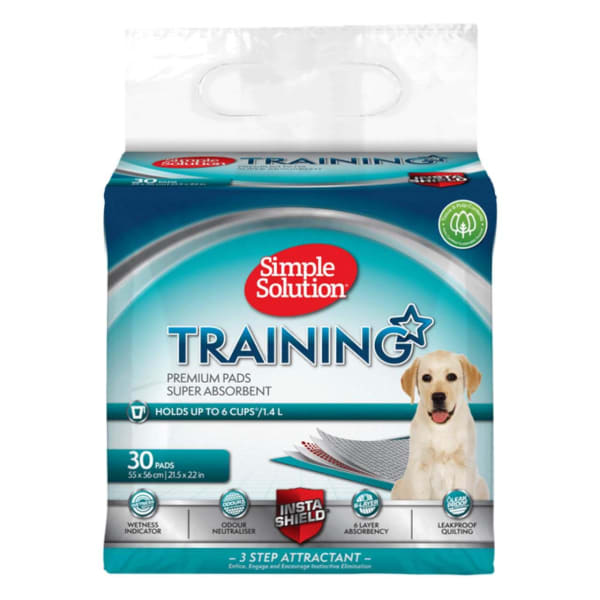 Simple Solution Super Absorbent Puppy Training Pads
