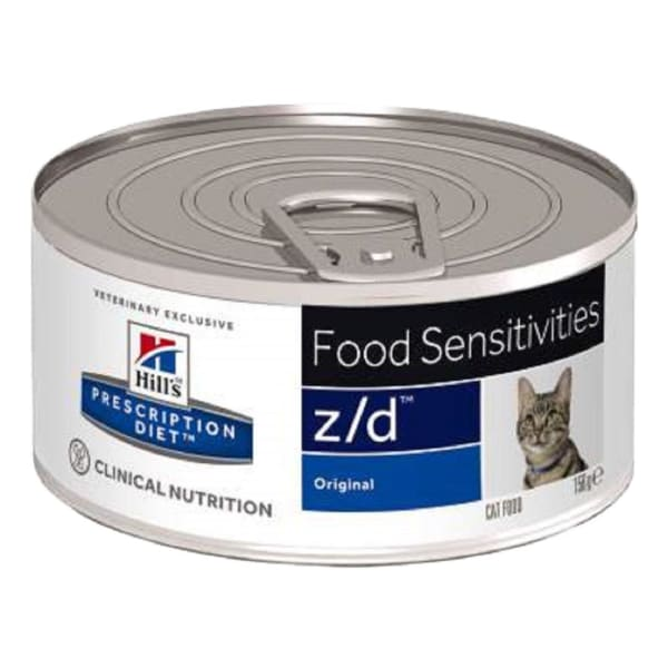 Hill's Prescription Diet Food Sensitivities z/d Adult Wet Cat Food - Original