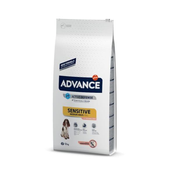 Advance Sensitive Adult Dry Dog Food - Salmon