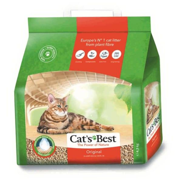 Cat's Best Original Cat Litter
