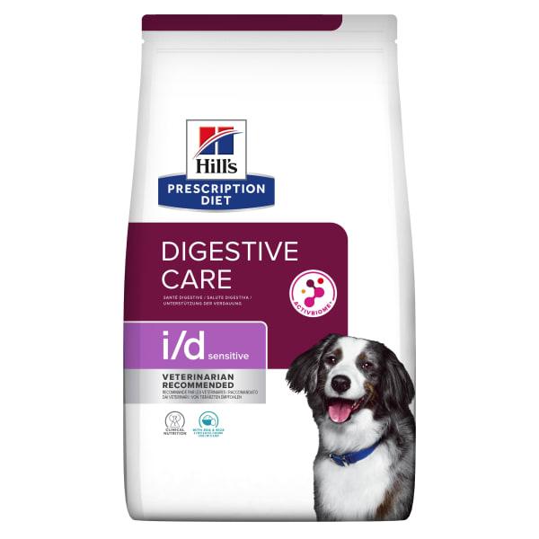Hill's Prescription Diet Digestive Care i/d Sensitive Dry Dog Food - Egg & Rice